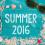 Summer 2016 for Children